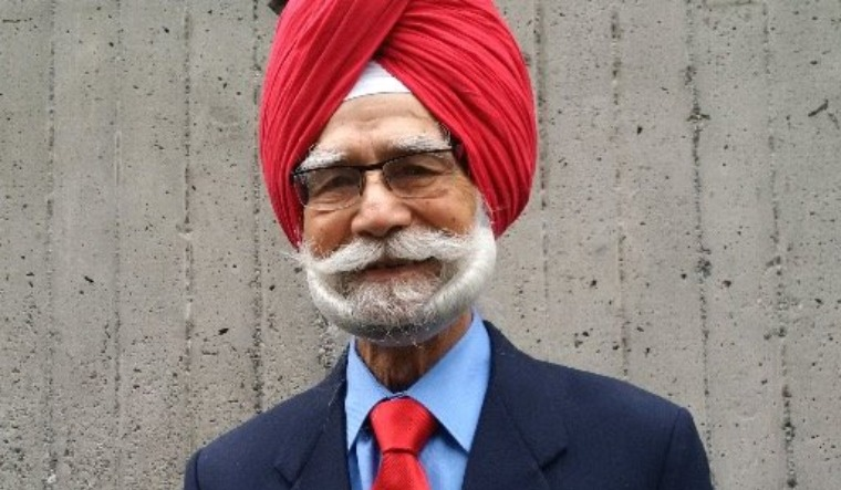 Hockey legend S.Balbir Singh Sr passes away. Triple-Olympic champion and World Cup-winning manager Balbir Singh Sr. pa