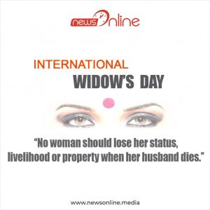 International Widow's Day
