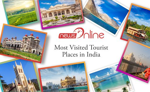 Top 10 Most Visited Tourist Places in India