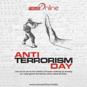 National Anti-Terrorism Day
