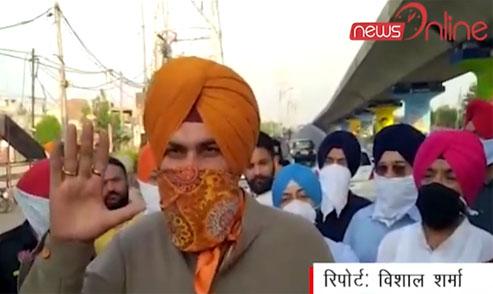 Navjot Singh Sidhu reached Ram Talai in Amritsar