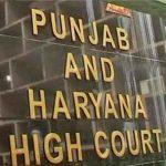 Punjab and Haryana High Court