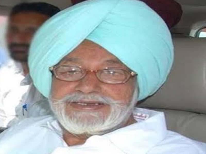 Gurdas Singh Badal