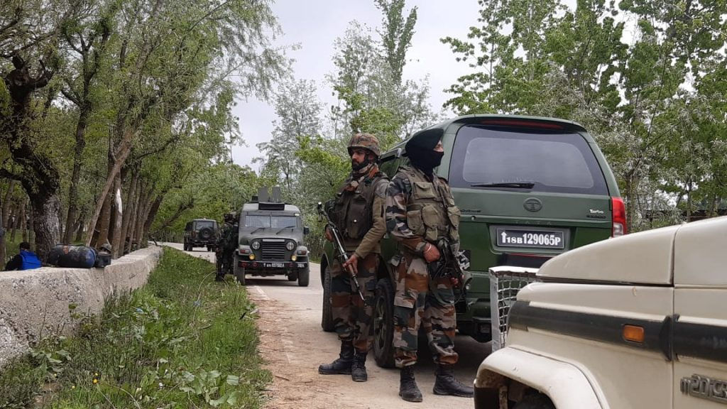 handwara-encounter