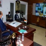 The State Government has decided to give relaxation in the curfew from 6 am in the morning to 8 pm in the evening, to facilitate the common people. This was disclosed by the Chief Minister Jai Ram Thakur while presiding over the video conferencing in the wake of coronavirus with all the Deputy Commissioners, Superintendents of Police and Chief Medical Officers of the State from Shimla today.