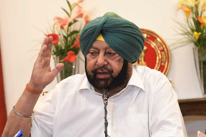 Capt Amarinder urges pm to allow Punjab ppe manufacturers to export surplus
