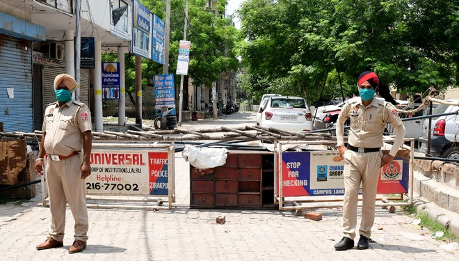 4 more positive cases surface in District mohali