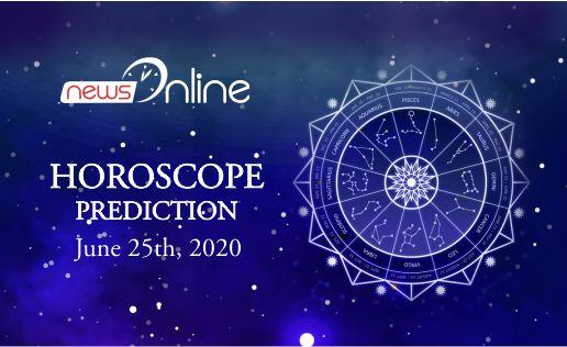Horoscope Today June 25, 2020