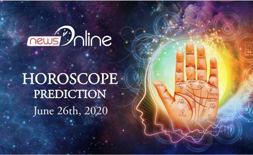 Horoscope Today June 26, 2020
