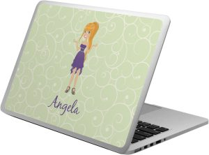 A Favorite Character Laptop Skin