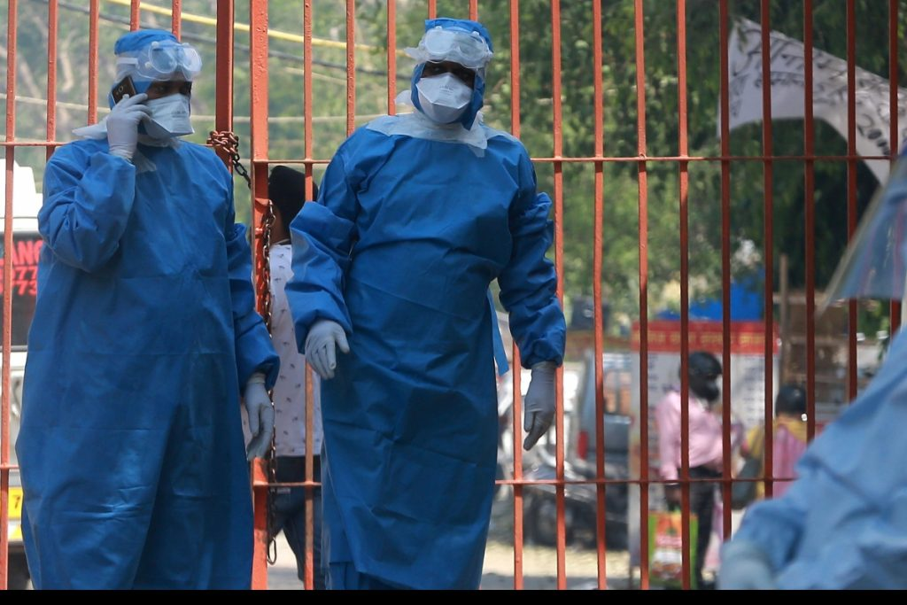 Bid To Contain The Spread Of COVID-19 Pandemic, Haryana Urban Local Bodies Department