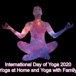 Yoga at Home and Yoga with Family