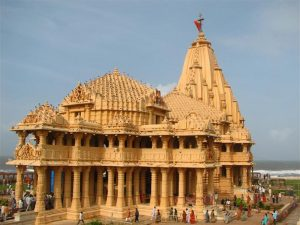 Somnath and Dwarka Temple