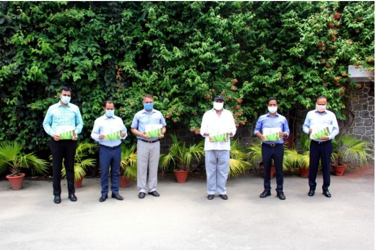 Greening Chandigarh Action Plan 2020-21