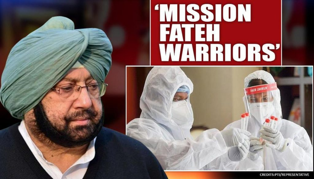 Mission Fateh Warriors spreading awareness and doing a great service to humanity
