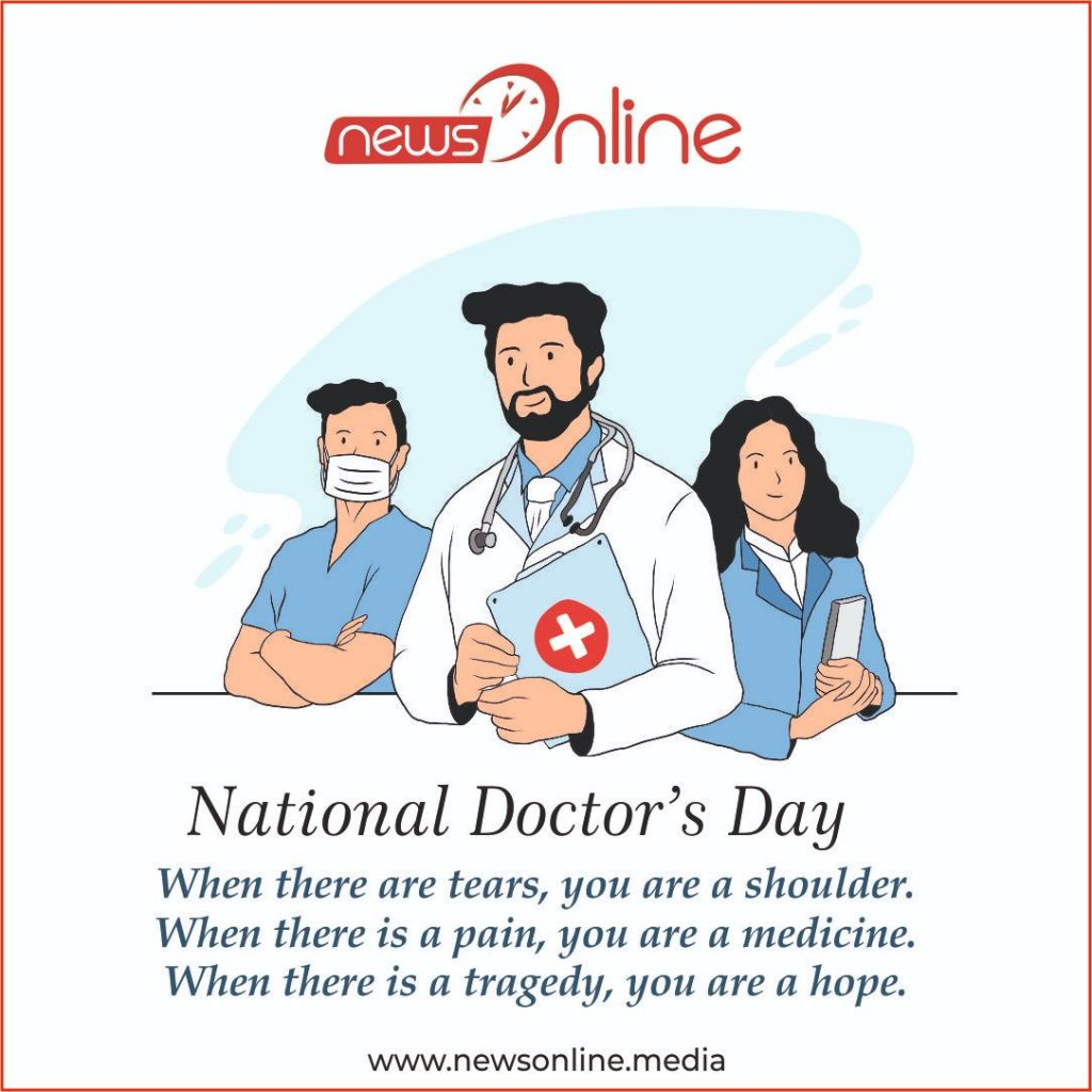 Doctor's Day 2020 Celebrate With our Heroes