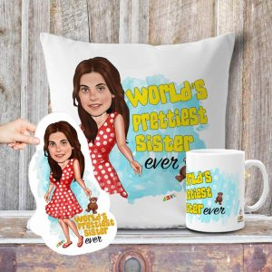 Personalized Mugs and Cushions