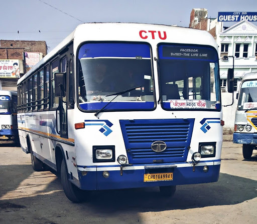 LONG ROUTE BUSES OPERATIONALIZED BY CTU w.e.f. 10th JUNE, 2020