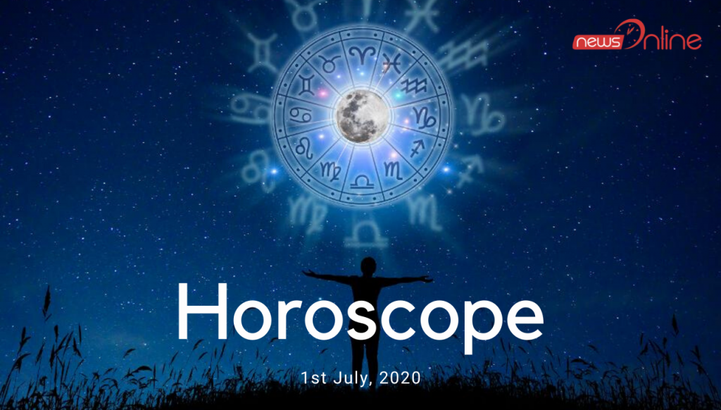 Horoscope today 1st july 2020