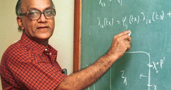 Professor C. S. Seshadri.