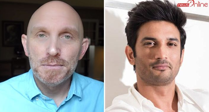Steve Huff Paranormal expert speaks to Sushant Singh Rajput's Soul