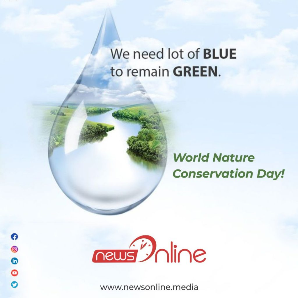 World Nature Conservation Day 2020