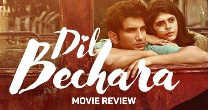 dil bechara movie review