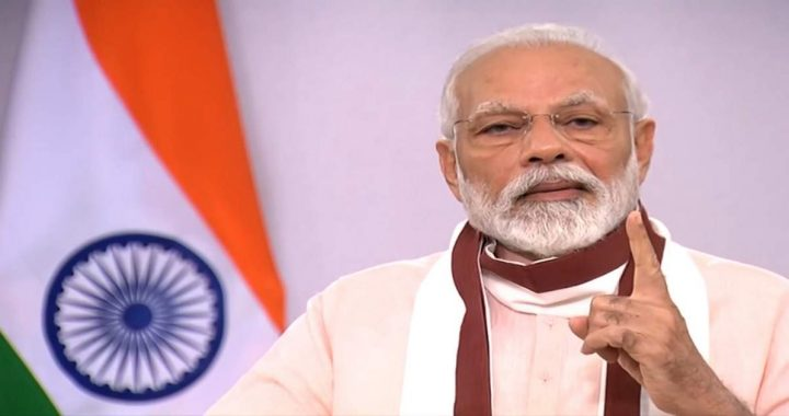 PM's address on the occasion of Dharma Chakra Day