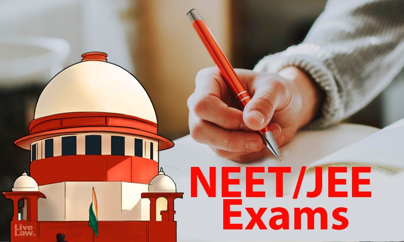 Punjab To File Review Petition In Sc On Neet/Jee Exams in SC