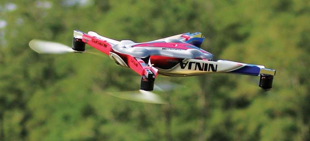 Ninja-drones