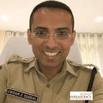 Vikram Jeet Duggal, an IPS officer