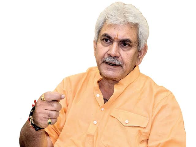 Manoj Sinha to be the new Lieutenant Governor of Jammu and Kashmir as President Kovind accepts the resignation of Girish Chandra Murmu.