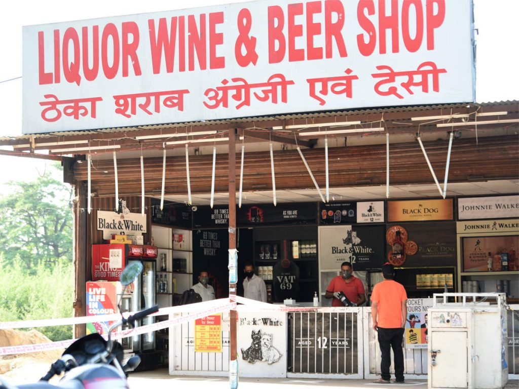LIQUOR SHOPS CLOSURE BY 6.30 P.M I