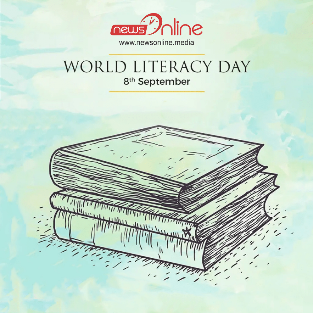 """Literacy is the bridge that takes us from a desert of misery to an ocean of hope"""