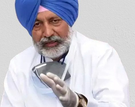 Around 47,502 patients recovered in Home Isolations: Balbir Sidhu