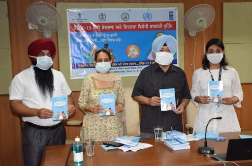 Balbir Singh Sidhu Launches Awareness Campaign to Remove Stigma & discrimination associated with COVID-19