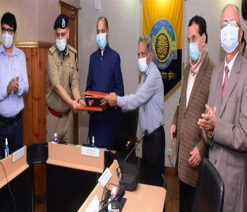 MoU signed between HP Police and IIT Mandi