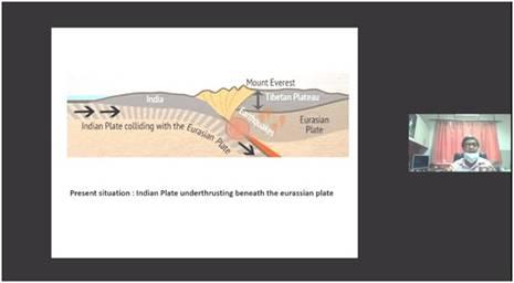 Online celebration of 'Himalaya Diwas' by Wadia Institute of Himalayan Geology