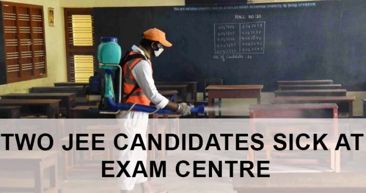 Two-JEE-Candidates-Sick-at-Exam-Centre