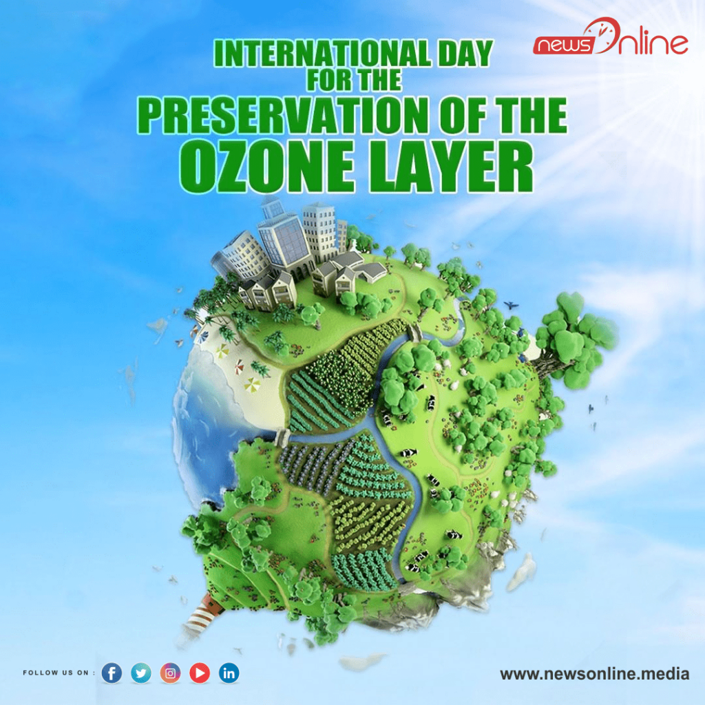 World Ozone Day 2020