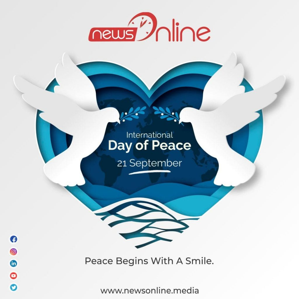 international peace day 2020