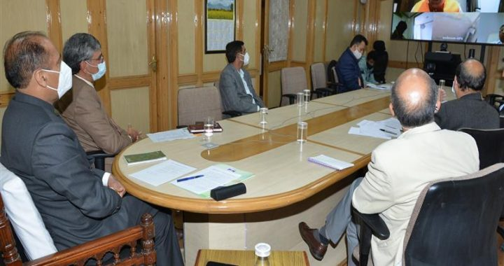 Bulk Drug Park in Una to go a long way in giving boost to pharma activities: CM