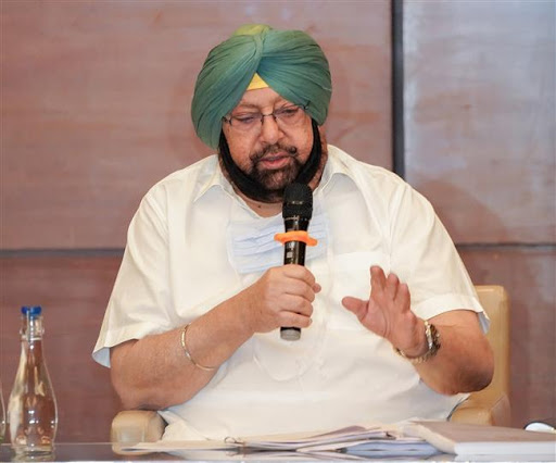 CAPT AMARINDER EXHORTS SARPANCHES TO AGGRESSIVELY COUNTER FALSE COVID PROPAGANDA