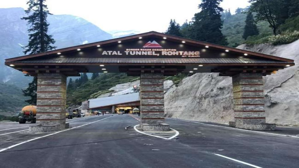Maximum people to be connected for inaugural ceremony of Atal Tunnel Rohtang through various means o