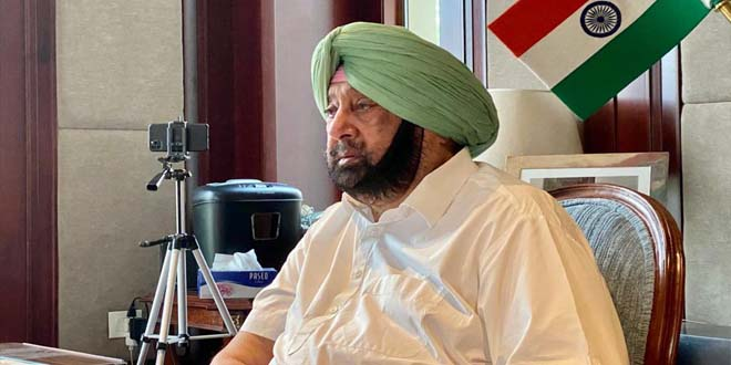 PUNJAB CM GIVES NOD TO WAIVING OF ANNUAL LICENCE FEE & QUARTERLY ASSESSED FEE OF BARS, MARRIAGE PALACES, HOTELS & RESTAURANTS