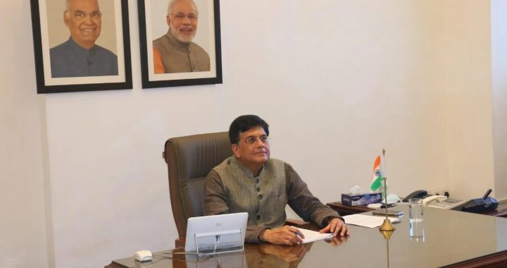 Shri Piyush Goyal calls upon the global community to ensure timely and equitable availability of vaccines and medicines for COVID-19, in sufficient quantities and affordable prices;