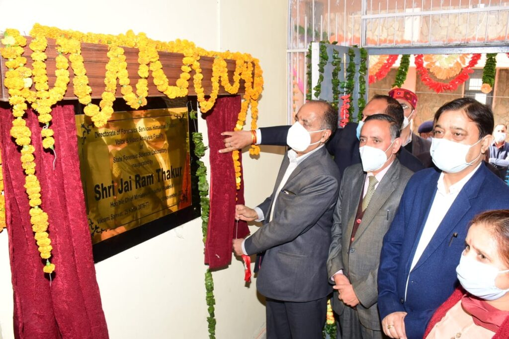 CM dedicates developmental projects worth Rs. 70.33 crore for Kasumpti Vidhan Sabha area