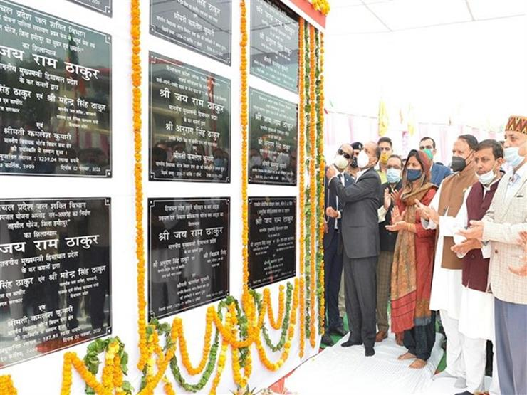 CM dedicates projects of Rs. 80.60 crore for Bhoranj Vidhan Sabha area
