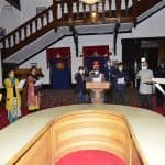 Governor administer Constitution oath to officials