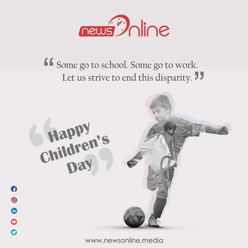 Happy Childrens Day 2020 quotes